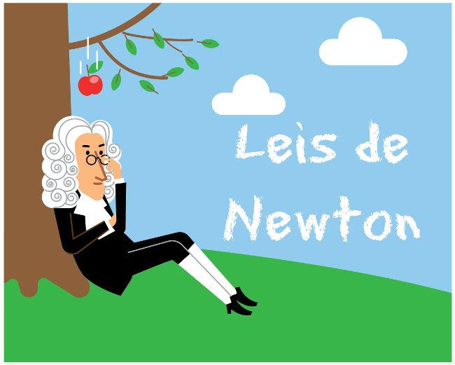 As leis de Newton estão entre as mais importantes leis da Física e são usadas para determinar a dinâmica dos corpos.
