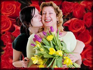 As mães merecem respeito e carinho de seus filhos