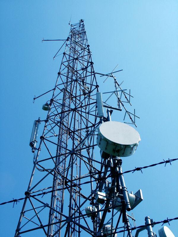 As ondas de radiofrequência estão presentes nas transmissões de rádio, TV e internet