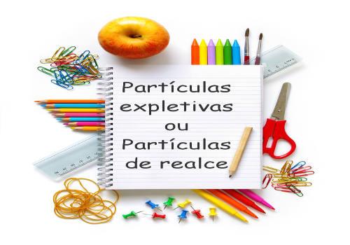As partículas expletivas não possuem função gramatical na oração