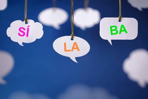 As sílabas têm como núcleo as vogais e são classificadas em tônicas ou átonas