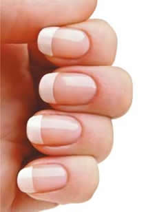 As unhas são compostas por queratina