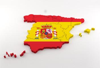 Espanha, um dos maiores países da Europa, tem o terceiro idioma mais importante do mundo
