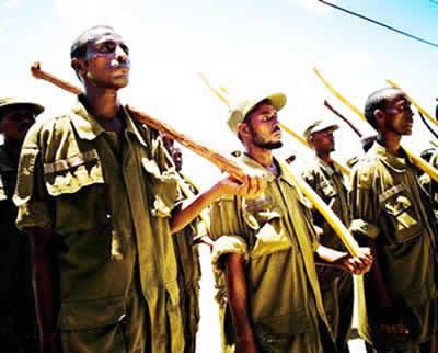 Grupos radicais islâmicos ainda ameaçam o alcance da estabilidade política na Somália.