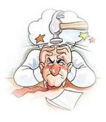 A dor de cabeça é um problema comum nas sociedades atuais.