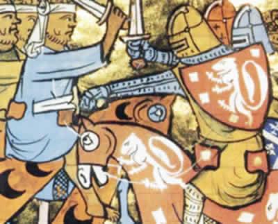 A Oitava Cruzada já não teve a mesma repercussão dos outros conflitos travados na Idade Média.