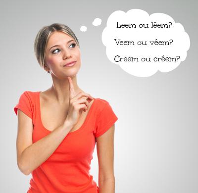 O acento circunflexo não deve ser utilizado nas conjugações dos verbos terminados em -eem na 3ª pessoa do plural