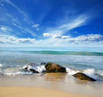 Grande parte da água disponível no planeta é salgada