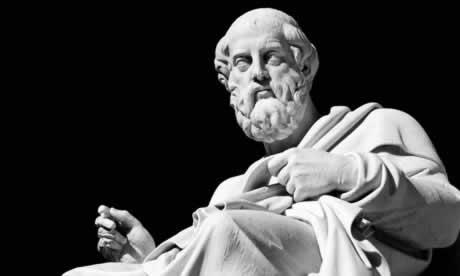 Platão discutiu conceitos que abordam o diálogo como forma escrita. Além disso, adotou a dialética na sua obra e vida