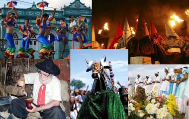 Por ser um país de dimensões continentais, o Brasil conta com uma diversidade cultural muito acentuada em suas regiões