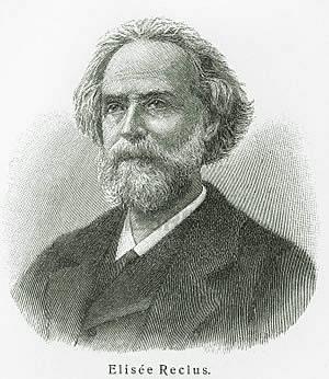 Imagem de Élisée Reclus