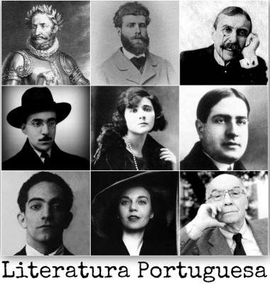 Luís de Camões, Eça de Queiroz, Fernando Pessoa e Florbela Espanca estão entre os principais representantes da literatura portuguesa