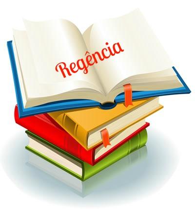 A regência se ocupa da relação que há entre os verbos e os nomes e seus respectivos complementos