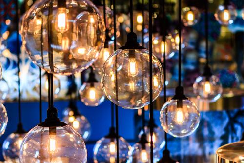 As lâmpadas são grandes consumidoras de energia