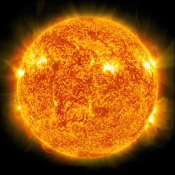 O Sol é uma importante fonte de energia para todos os seres vivos