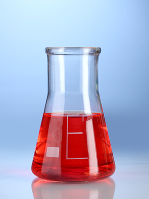 Para determinar o quanto um líquido se dilata é necessário que ele esteja contido em um recipiente