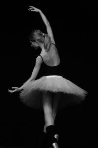 Balé - um tipo de dança clássica ocidental