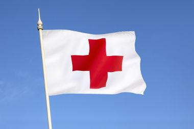 Bandeira da Cruz Vermelha