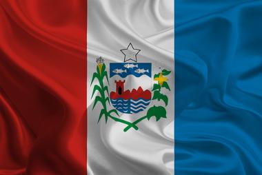 Bandeira do estado do Alagoas