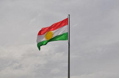 Bandeira nacional dos curdos