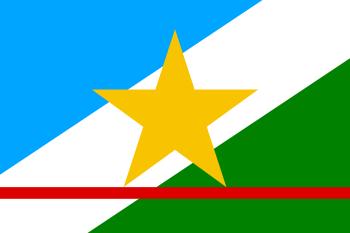Bandeira da Roraima