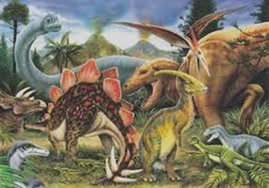 Ainda não se sabe ao certo se todas as espécies de dinossauros eram ovíparas