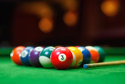Bola de bilhar foi o nome dado à representação do modelo atômico de Dalton