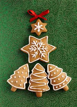 Bolachinha de Natal