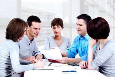 Bons administradores precisam saber trabalhar em grupo