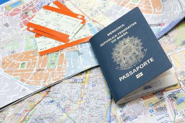 A busca por melhores condições vem motivando a chegada de muitos estrangeiros ao Brasil