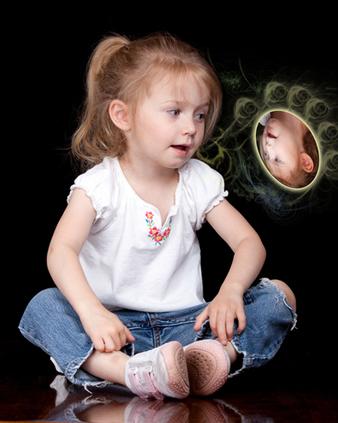Os amigos imaginários podem ter diferentes funções na vida de uma criança