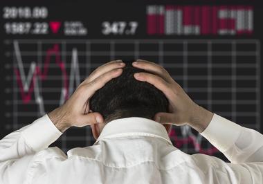 A crise financeira gerou muitos prejuízos, falências e desemprego