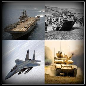 A tecnologia-militar utilizada em guerras aumentou o número de mortes entre a população civil.