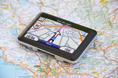 O GPS permite a obtenção de informações sobre localizações geográficas