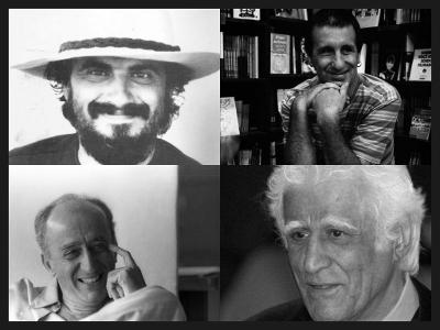 Henfil, Laerte Coutinho, Millôr Fernandes e Ziraldo estão entre os mais importantes cartunistas brasileiros