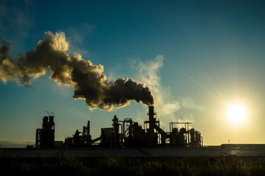 A atividade industrial é um importante elemento geográfico