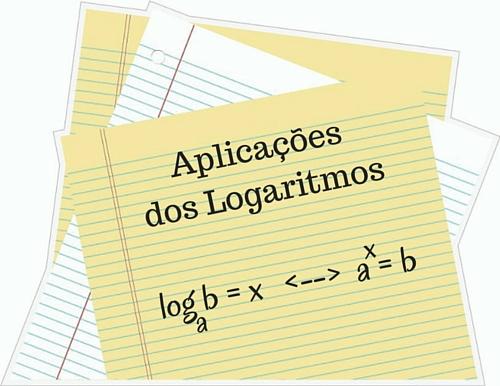 Aplicações dos Logaritmos