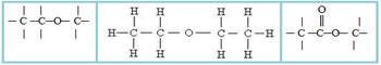 Exemplos de cadeias carbônicas heterogêneas