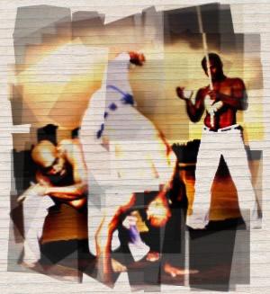 """Capoeira - No exterior é conhecida como """"brazilian martial art"""""""