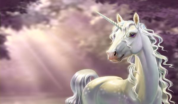 Caracterizado com um chifre ao centro da cabeça, o unicórnio é um ser mitológico semelhante ao cavalo*