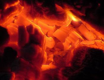 Radiação de corpo negro à temperatura muito alta