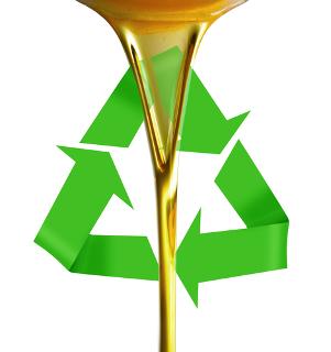A reciclagem do óleo de cozinha usado é a melhor opção para proteger o meio ambiente
