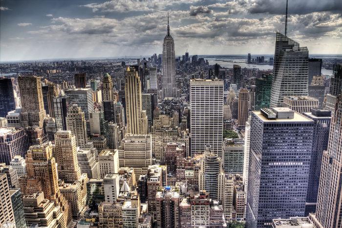 Cidade de Nova York, o centro de uma das principais megalópoles do mundo