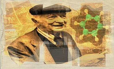 Cientista americano Linus Pauling