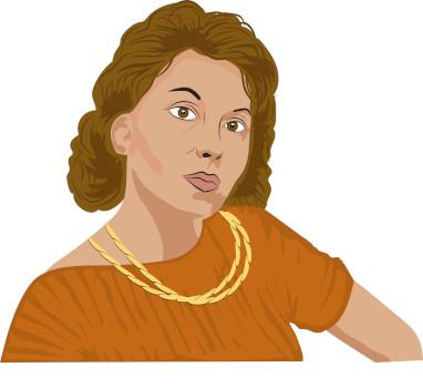 Clarice Lispector é um dos principais nomes da literatura brasileira.