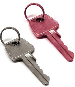 Por meio do processo de eletrólise é possível revestir uma chave de cobre