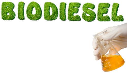 Coloração de biodiesel produzido a partir da reciclagem de óleos
