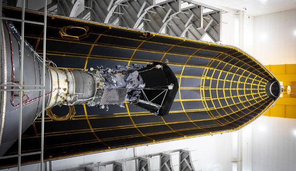Com 3 m de comprimento e 555 kg, a sonda Parker fornecerá detalhes jamais observados do Sol.¹