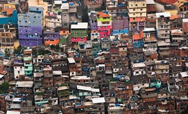 Com muitos problemas sociais, o Brasil integrou os países do terceiro mundo