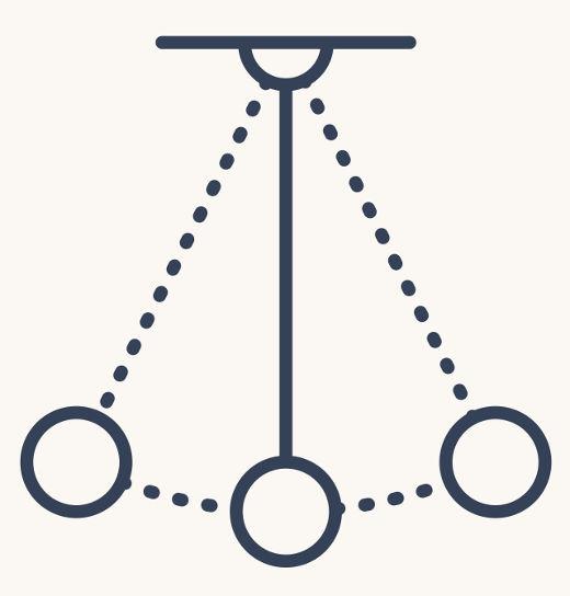 Com um pêndulo simples, é possível medir a aceleração da gravidade em sala de aula